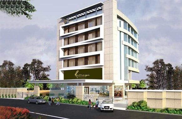 Hotel Ramaya Offers State Of The Art Hospitality To Global And Local Travellers It S One Urban Modern Infrastructures On Greenery Landscape